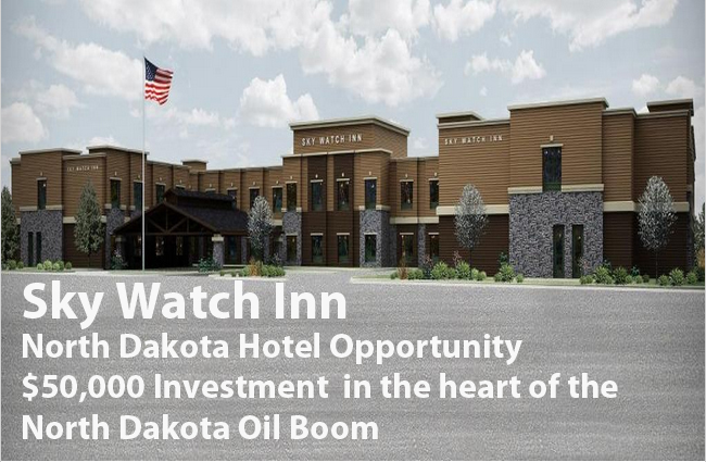 Invest in the North Dakota USA oil boom!
