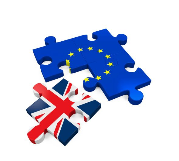 54182712 - brexit puzzle pieces